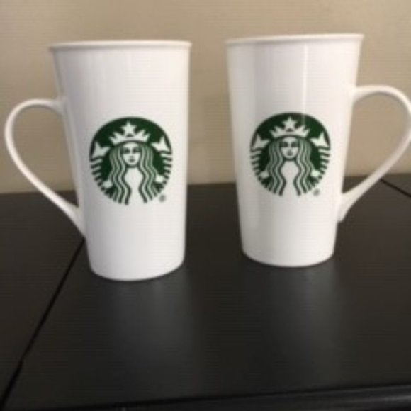 Set of Starbucks Mugs